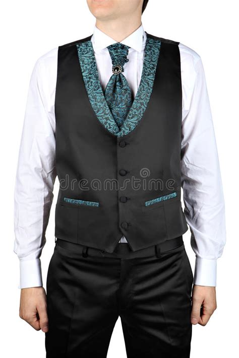 Mens Wedding Attire Vest Only by For Wedding Dress Costume Vest On A White Background