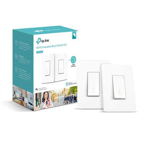 3 Smart Light Switch by Hs210 Kit Kasa Smart Wi Fi Light Switch 3 Way Kit Tp Link