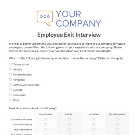 employee exit template word 90 day business plan template for