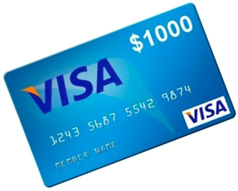 1000 gift card method 1 000 visa gift card giveaway
