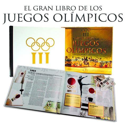 libro sabotaje olmpico el gran libro de los juegos olimpicos carlton books libro en papel 9788441325470