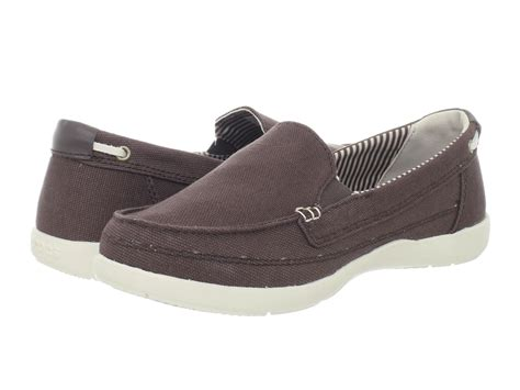 crocs loafers crocs walu canvas loafer zappos free shipping both ways