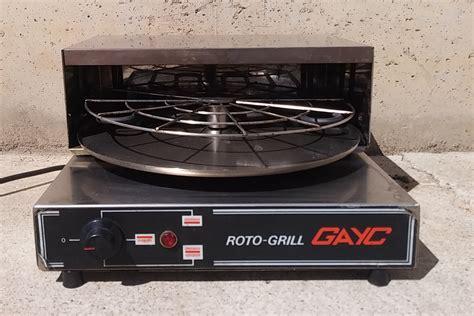 tostadora grill tostadora gayc roto grill para hosteler 237 a cabau oportunitats