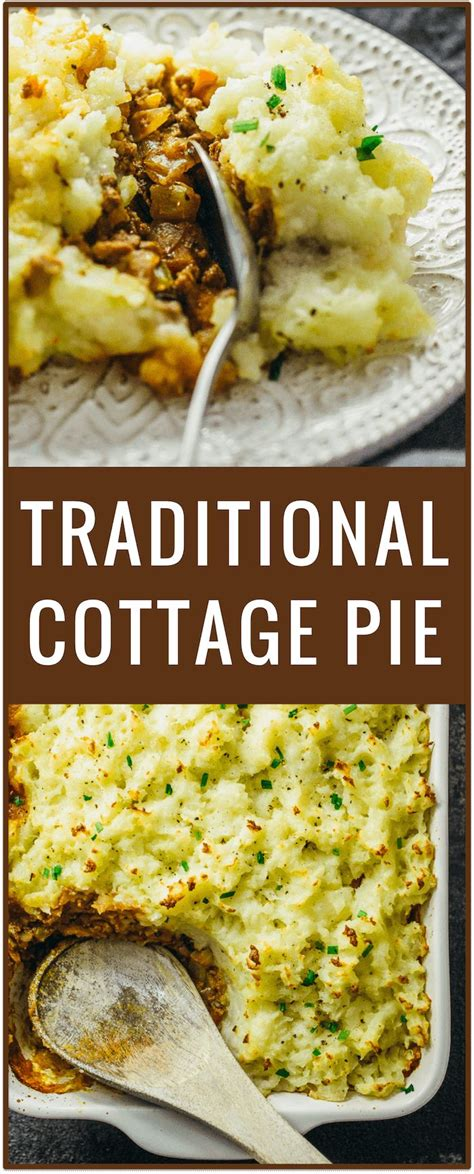 Traditional Cottage Pie Recipe Oliver by Monchoso Traditional Cottage Pie Cottage Pie