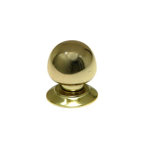 richelieu hardware contemporary and modern 1 1 4 in brass