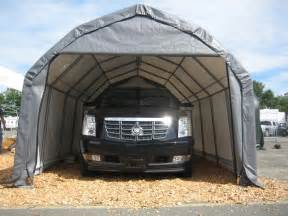 Car Covers For Garaged Cars Portable Garages Temporary Carports All Weather