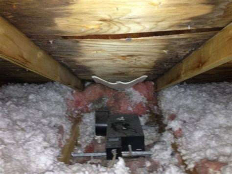 bathroom vents into attic attic insulation and air sealing in wi attic bath fan