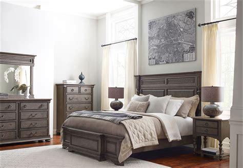 greyson logan panel bedroom set 608 304p