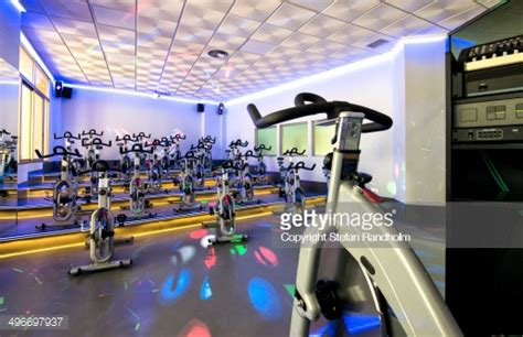the room is spinning spinning class room stock photo getty images