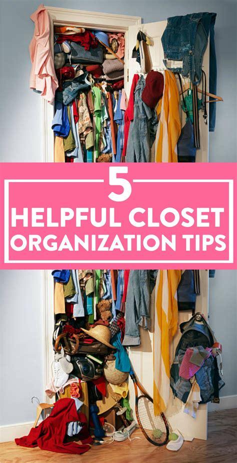 Help Me Organize Closet by 5 Helpful Closet Organization Tips A Craft In