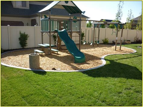kids backyard playgrounds diy backyard playground home design ideas