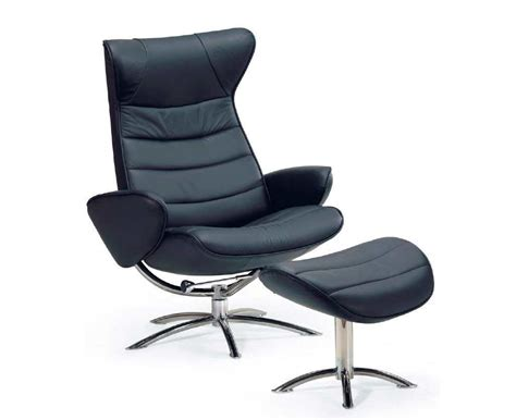ergonomic recliner fjords tinde ergonomic recliner in black by hjellegjerde