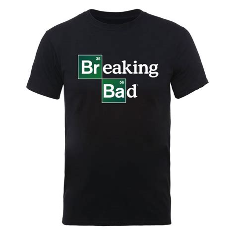 Breaking Bad Black Tees Limited breaking bad s t shirt classic black merchandise zavvi