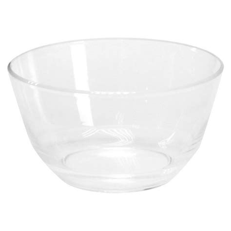 Serve It Bowl acrylic large serve bowl clear room essentials target