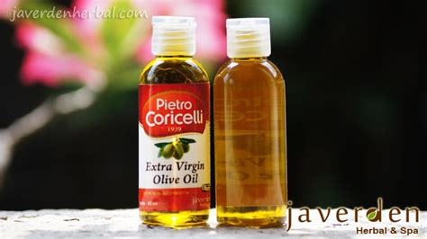 Minyak Zaitun Perasan Pertama jual olive minyak zaitun asli perasan pertama 65ml javerden herbal