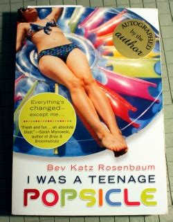 Book Review I Was A Popsicle By Bev Katz Rosenbaum by Author Profile Bev Katz Rosenbaum