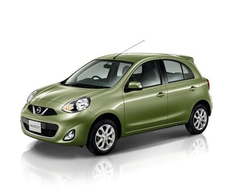 nissan thailand in images nissan micra facelift looks more serious