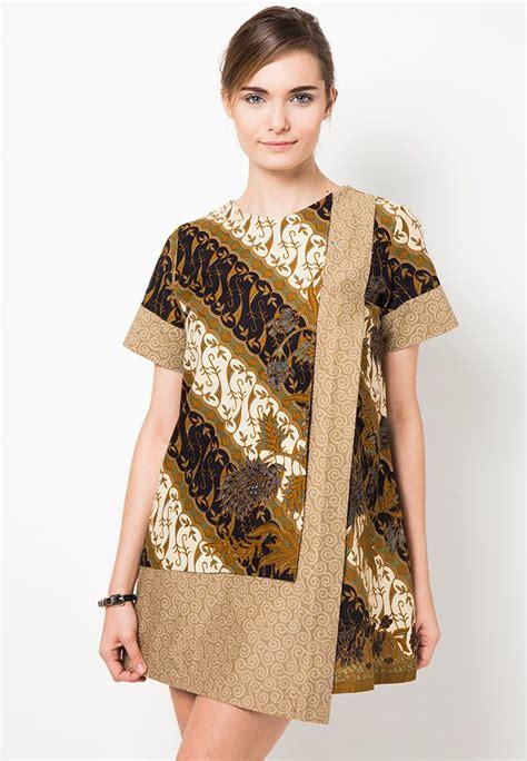 Dress Mini Batik mini dress batik fashion mini dresses