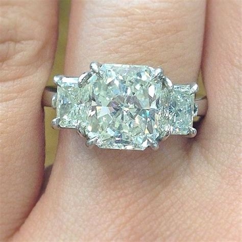 wedding rings 3 carats 25 best ideas about 3 carat on 3 carat
