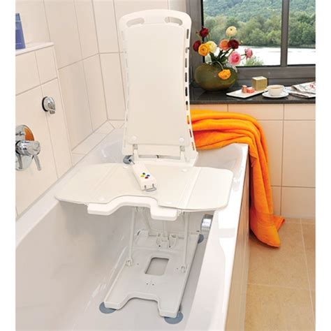 Tub Transfer Chair by Drive Medical Bellavita Auto Bath Lift Free Shipping At