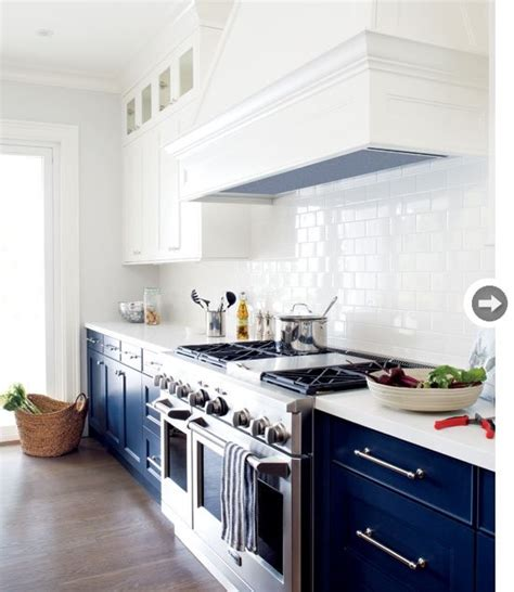 blue kitchen cabinets home sweet home