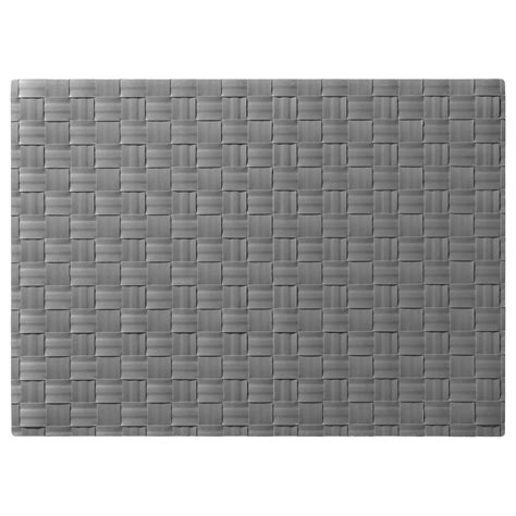 Best Place To Buy Mat by Ordentlig Place Mat Grey 46x33 Cm