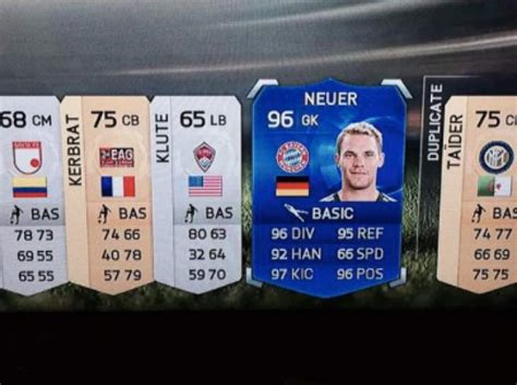 best fifa 15 pack fifa 15 toty defender and neuer pack reactions product