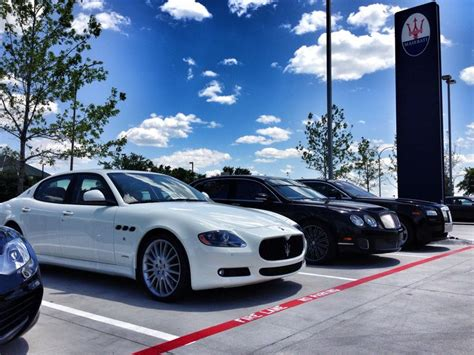 Park Place Maserati by 32 Best Maserati Images On Fort Worth