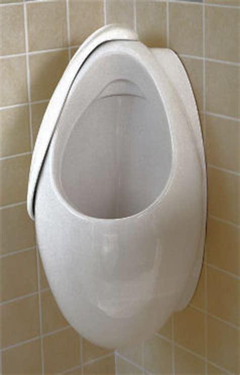 Oblic Urinal from Villeroy & Boch the innovative urinal