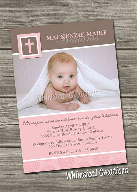 Christening Invitation Card Template Psd by Baptism Invitation Psd Invitaciones Bautizo