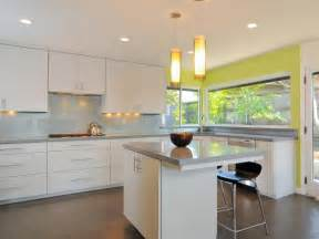 cabinets white sleek and modern kitchen with elegant lighting shaped peninsula hgtv pictures amp ideas