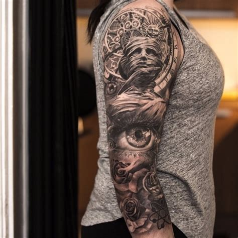 quarter sleeve shoulder tattoo shoulder sleeve tattoo best tattoo ideas gallery