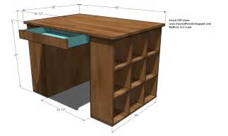 Scrapbooking Desk Ikea Build Wooden Craft Desk Plans Plans Download Corrugated