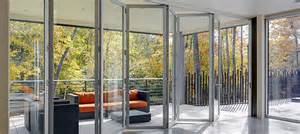 Exterior Glass Accordion Doors Folding Doors Exterior Interior Lacantina Doors