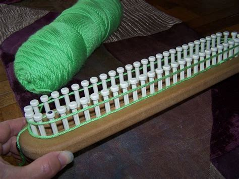 bind loom knitting 1000 images about loom knitting cast on bind on
