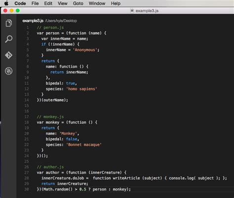 js module pattern init understanding es6 modules via their history sitepoint