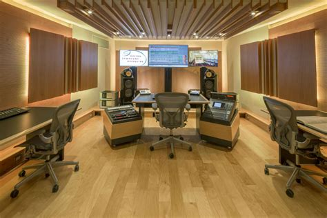 union studio home design boston symphony orchestra control room wsdg