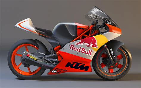 Ktm Road Racing Ktm Moto3 Race Bike Derestricted