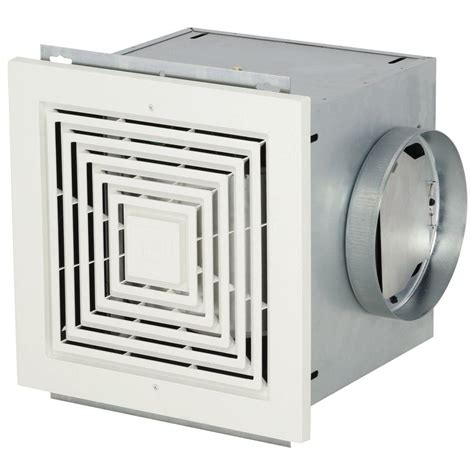 high volume bathroom extractor fan broan 210 cfm high capacity ventilation fan l200 the