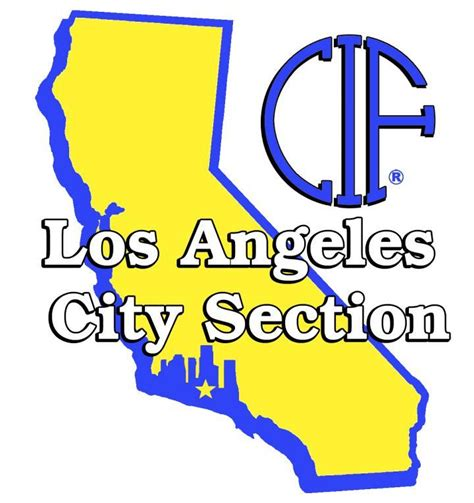 la city section california cif lacs xc finals los angeles city section