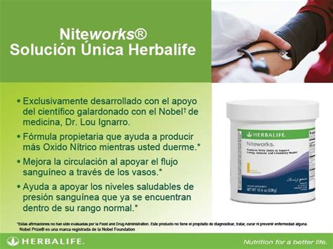 soluci 243 n niteworks 174 herbalife herbalife productos
