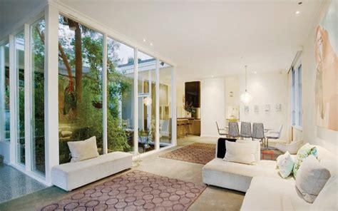 imagenes jardines interiores casas viviendas con jard 237 n interior