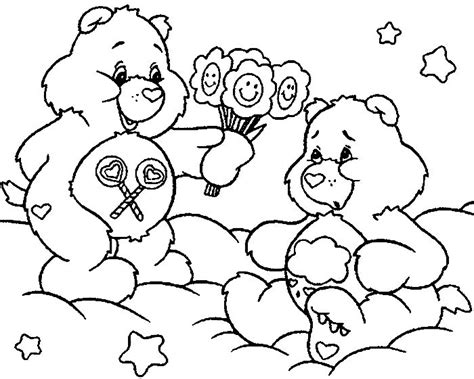 share bear coloring pages 17 best images about care bear share bear 4 on pinterest