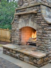 outdoor fireplace ideas design ideas for outdoor fireplaces outdoor spaces patio ideas