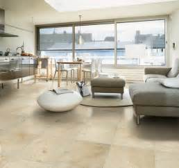 Ideal Home Design International Inc crema marfil marble flooring contemporary living room