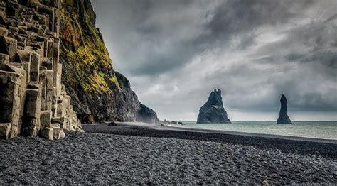 black sand 3 5 world s most wonderful dark sand beach vik beach iceland