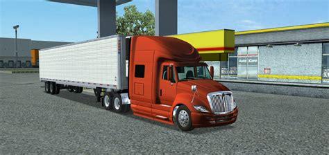 mod bus game euro truck simulator mod bus indonesia untuk euro truck simulator