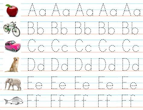 alphabet writing paper practice writing letters template resume builder