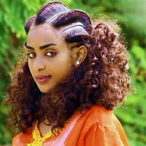 ethiopian traditional hair brad vidyo ethiopia women africans hair style and african braids