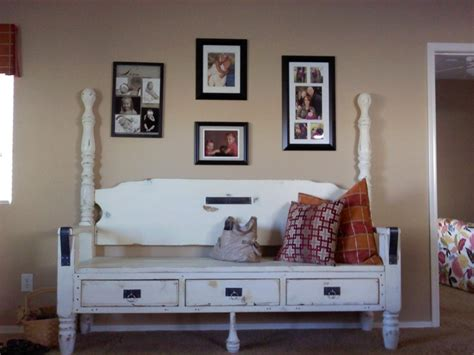 benches made out of headboards 23 best images about benches out of headboards on